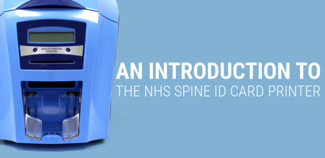 NHS Spine ID card printer review