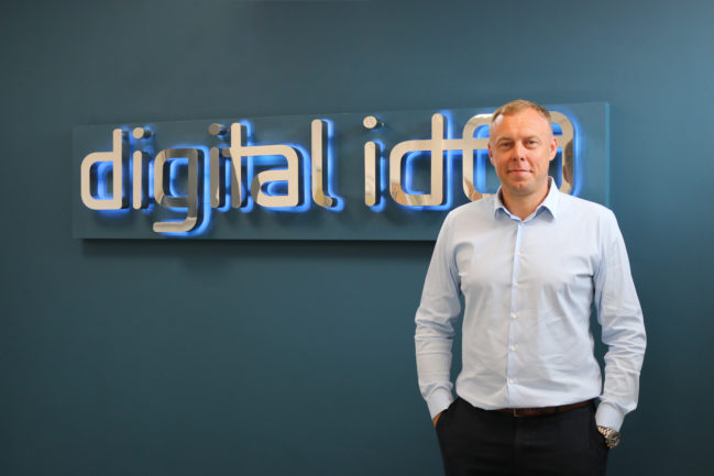 Jonathan Fell, Managing Director of Digital ID Group